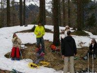 raquettes a neige Hautes Alpes