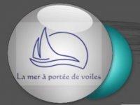 La mer à portée de voiles