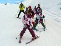 Cours de ski Montgenevre