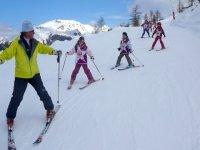 Lecon de ski tout niveau dans les Hautes Alpes