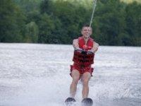 Premiere initiation au ski nautique