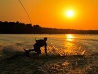 Licencie wakeboard dans l Yonne