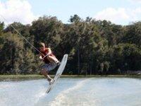 Wakeboard en plan d eau dans l Yonne