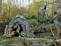 Cabane Prehistorique