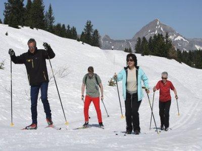 ESI Luz Snow-fun Ski de Fond