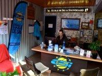 Bureaux de l Ecole de Ski La Clusaz