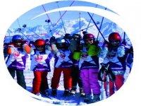 Ecole de ski enfants