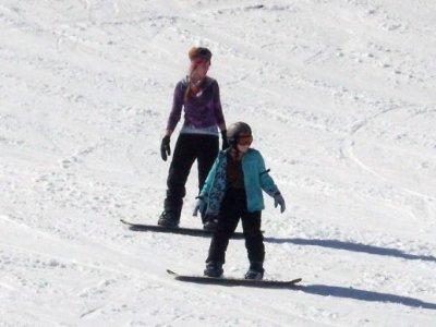 ESI Ax 3 Domaines Snowboard