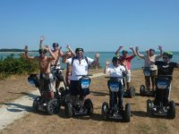Expedition Segway sur Carnac