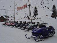 Location motoneige de randonnee et encadrement guide
