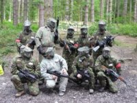 Team Airsoft dans le 13