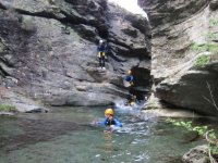 Canyoning Horizon Canyon