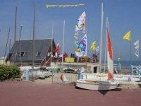 Le Club nautique de Langrune