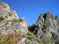 Paysage Horizon Canyon