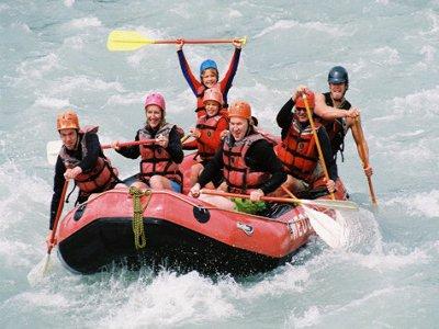 Bureau des Guides Aabélios Rafting