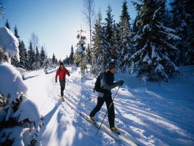 ESF Plagne Montalbert Ski de Fond