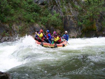 La Belle Verte Rafting
