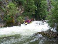Descente de l Ariege en Rafting
