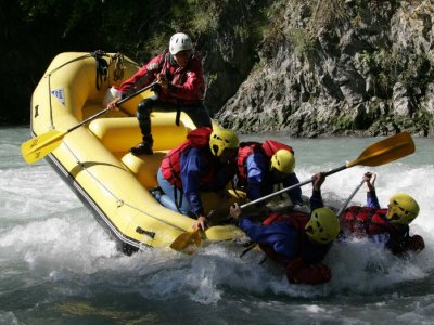 Courchevel Aventure Rafting
