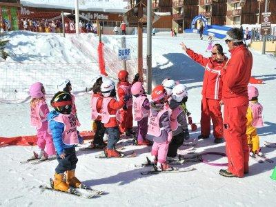 ESF Plagne Bellecôte Ski
