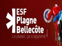 ESF Plagne Bellecôte Raquettes à Neige