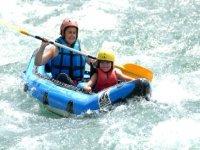 Canoe Raft au coeur des Pyrenees