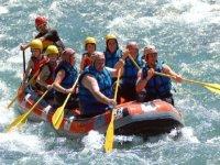 Vive le rafting dans les Hautes Pyrenees