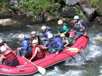 Adhoc Rafting