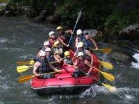 Rafting Adhoc