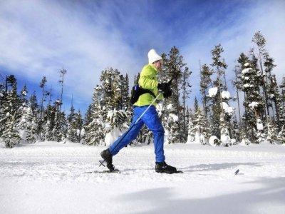 Snowdescent Ski de Fond