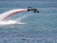 Plongeon avec le Flyboard