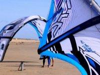 materiel du kite surfeur