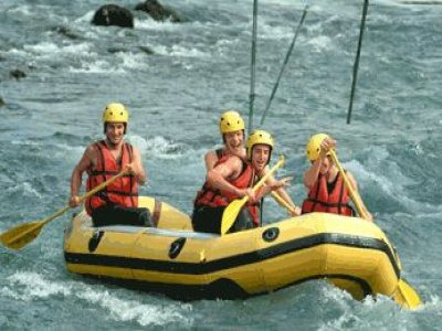 Gaves Sauvages Rafting
