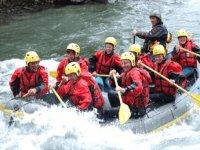 Emotion Raft dans les Hautes Pyrenees