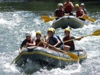 Rafting avec Gaves Sauvages