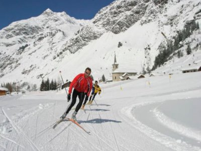 ESF Champagny en Vanoise Ski de Fond