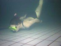 Formation apnee en piscine