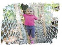 Le parcours aventure pour les petits