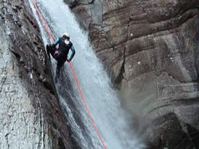 Crazy Raft Canyoning