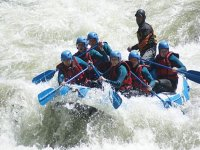 Experience rafting