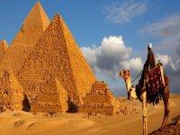 Trek en Egypthe
