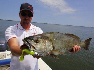 Gagnette Fishing