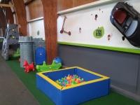 Jeux pour enfant Indoor à la roche sur yon