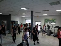 Fitness cours collectif ZUMBA à la roche sur Yon