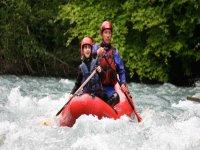 Canoe Raft en famille