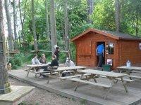 Terrasse Parc Beauregard Aventure