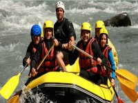 Rafting en compagnie de votre moniteur