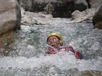 Canyoning et aqua trek