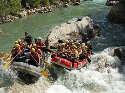 Easy Raft Rafting