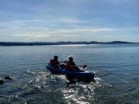 Contournez la routine à bord de nos kayaks